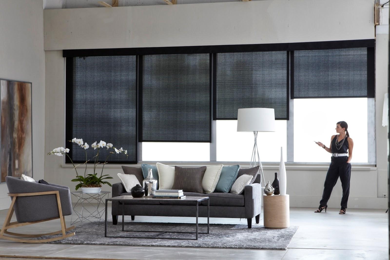 motorized solar blinds for sale