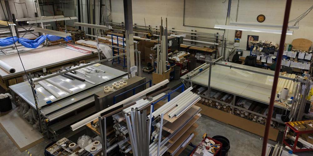 factory made drapes